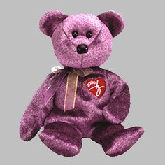 2000 Signature Bear, retired