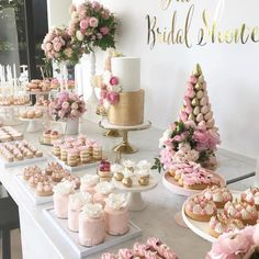 Quinceanera Party Planning – 5 Secrets For Having The Best Mexican Birthday Party Bridal Shower Desserts, Wedding Desserts, Bridal Shower Decorations, Birthday Decorations, Wedding Cakes, Wedding Decorations, Engagement Party Desserts, Bridal Shower Tea, Bridal Shower Planning