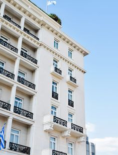 Hotel Grande Bretagne, Athens Grand Hotel, Home And Away, Athens, Greece, Multi Story Building, Traveling, Lifestyle, Great Britan, Greece Country