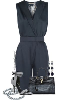 """Untitled #892"" by mzmamie ❤ liked on Polyvore"