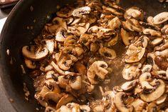 Creamy Chicken and Mushroom Spaghetti Recipe