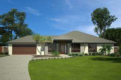 GJ Gardner Home Designs: Broadbeach 237 - Estate. Visit www.localbuilders.com.au/home_builders_western_australia.htm to find your ideal home design in Western Australia