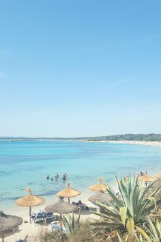 MALLORCA ES TRENC TRAUMSTRAND
