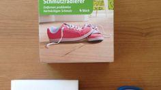 Praktische Haushaltshilfe Schmutzradierer oder Zauberschwamm Sneakers Nike, Magic Erasers, First Aid, Diy, Nike Tennis