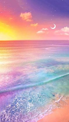 Iphone Wallpaper Photos, Cool Backgrounds Wallpapers, Cute Galaxy Wallpaper, Pretty Phone Wallpaper, Rainbow Wallpaper, Beach Wallpaper, Summer Wallpaper, Scenery Wallpaper, Pretty Wallpapers