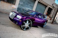 purple effects Chrysler 300 - Google Search