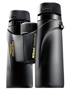 Nikon Monarch 5 10x42 Binoculars, $300 (on my dream list but I began birding with a $30 pair)