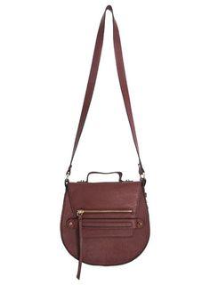 Berry Saddle Bag