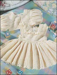 Vanilla Dress and Bolero
