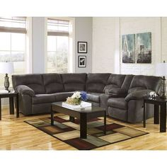 small sectional recliner sofas