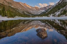 The Rocky Mountains National Park (US Department of the Interior)