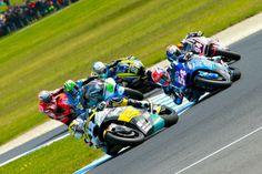 Moto2: 1ª sessão de treinos livres interrompida