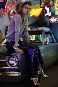 Daga Ziober for Miss Vogue Australia #14