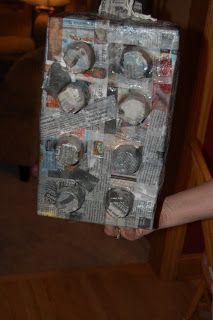 DIY Lego Pinata