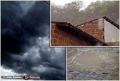 Nesta segunda-feira (4 de março de 2013) as 9:50h, ouve queda de energia em parte do município de Solidão – PE. As 16h, uma pequena pancada de chuva
