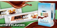 Best Tasting Protein Bars   Ca.BuiltBar.com Low Sugar Protein Bars, Best Tasting Protein Bars, Soy Protein, Protein Bar Brands, Egg White Protein, Complete Protein, Whey Protein Isolate, Lemon Meringue Pie, Evening Snacks