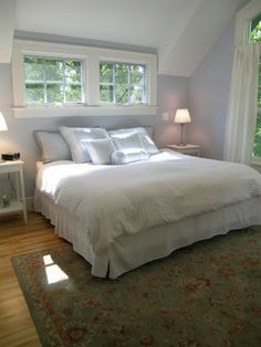 Bedroom Photos Dormers Design Ideas, Pictures, Remodel, and Decor - page 13
