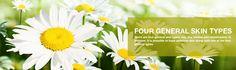 Four General Skin Types  #naturalskincare #healthyskin #skincareproducts #Australianskincare #AqiskinCare