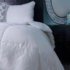 Luxury Oversized American Down Bafflebox Comforter