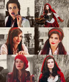 Once Upon a Time- Ruby/ Red. Does any one know where she went in the last season?