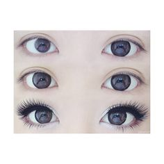 circle lens ❤ liked on Polyvore featuring eyes and beauty
