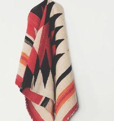 Native poncho