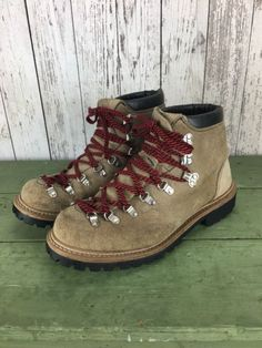 50 Best Vintage Mountaineering Boots at Shoehag Shoes images in 2018 ...