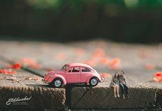 Miniature Wedding Photography - Ekkachai Photography