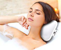 Luxury Spa BATH PILLOW by Home Prime Fits Any Bathtub / H... https://www.amazon.com/dp/B01A71MNLA/ref=cm_sw_r_pi_dp_x_L8A.xbGWAHSPS