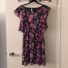 Sale!!!!!Floral Dress