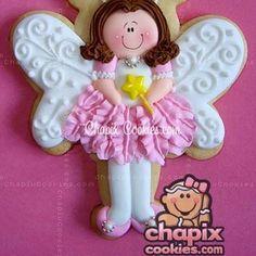 Sweet little girl fairy by Chapix