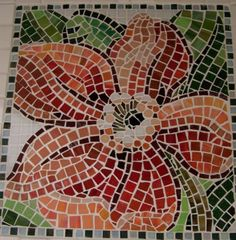 Country Cafe Mosaic Table by brendapokorny on Etsy, $875.00