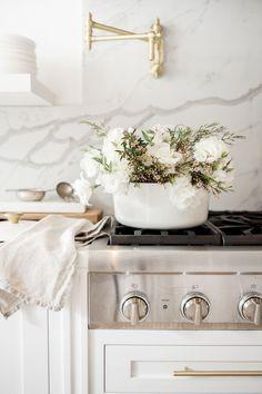 Home Interior Modern .Home Interior Modern Kitchen Stove, Kitchen Living, Kitchen Decor, Kitchen Ideas, Living Room, Home Design, Interior Design Kitchen, Interior Plants, Diy Design