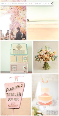 Sunbleached wedding color pallet, pastel wedding, Wouldn't it be Lovely
