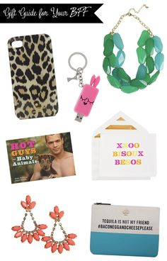 Gift Guide- for your BFF