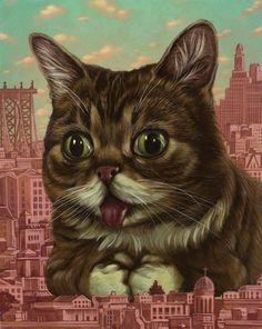 Proclamé chat le plus mignon d'Internet, le petit Lil Bub va vous faire fondre…