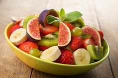 figs are often an overlooked fruit, but they're excellent for increasing bone density, promoting digestive regularity and reducing blood pressure sue to their high concentration of fiber, potassium, calcium and vitamin K