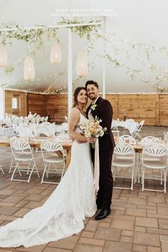 Chic & simple wedding reception | this trendy boho couple had the perfect wedding! | 2021 2022 wedding ideas | Get this wedding dress today at the Wedding Shoppe online or in store! | wedding dress ideas | lace fit and flare wedding dress | stunning wedding dress | blush, pink, and burgundy wedding color palette | wedding reception ideas Blush Pink Bridesmaid Dresses, Blush Pink Wedding Dress, Fit And Flare Wedding Dress, Blush Pink Weddings, Stunning Wedding Dresses, Red Wedding, Wedding Bridesmaids, Boho Wedding, Perfect Wedding