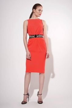 Rhea Costa Dresses are designed modern yet timeless, young yet ageless, elegant yet relaxed. Resort 2015, Crepe Dress, Feminine, Dresses For Work, Elegant, Costa, Shopping, Collection, Design
