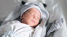 sieste de bébé