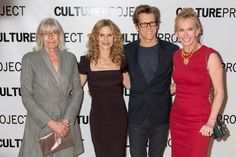Kyra Sedgwick Hosted the 2013 Culture Project Gala for opening of newly named Lynn Redgrave Theater. Over 250 people attended the center for Constitutional Rights Honored At Celebration for New York's Socially Conscious Theater. And Veen was served at the occasion.