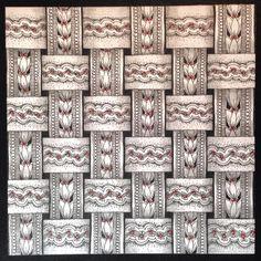 ZIA 48 #zentangle #tangling #tangle #zia... - Ten Thousand Tangles