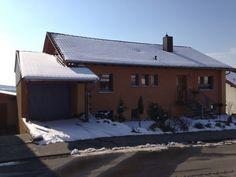Take a peek into housing near Ramstein AB, Germany.
