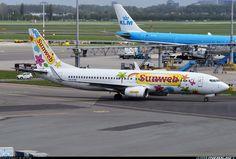 "Transavia ""Sunweb"" Boeing 737-8K2 @ AMS"