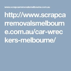 Car wreckers Melbourne offer money for all wrecked scrap and old cars. Melbourne, Dental, Scrap Car, Health Insurance, Teeth, Dentist Clinic, Tooth, Dental Health