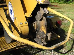 The Bandit Revolution® Cutter Wheel and Carbide Stump Teeth - Google Search