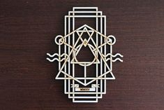 Wood Lasercut Creations by Future Marketry – Fubiz™