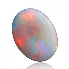 1.08ct Solid White Opal Australian Opal Lightning Ridge, Natural Untreated Loose Opal Piece by Anderson-Beattie