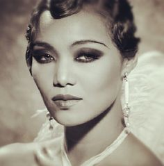 Crystal Kay Williams is an ultra talented superstar in Japan. Though she is actually Afro Korean, she was born and raised in Japan. http://en.wikipedia.org/wiki/Crystal_Kay http://rocharchambault.com/2012/11/11/lionel-richie-et-crystal-kay-chantent-endless-love/
