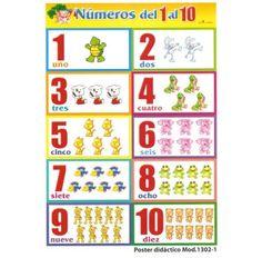 7 Mejores Imágenes De Números 1 Fraternal Twins Number 8 Y Preschool